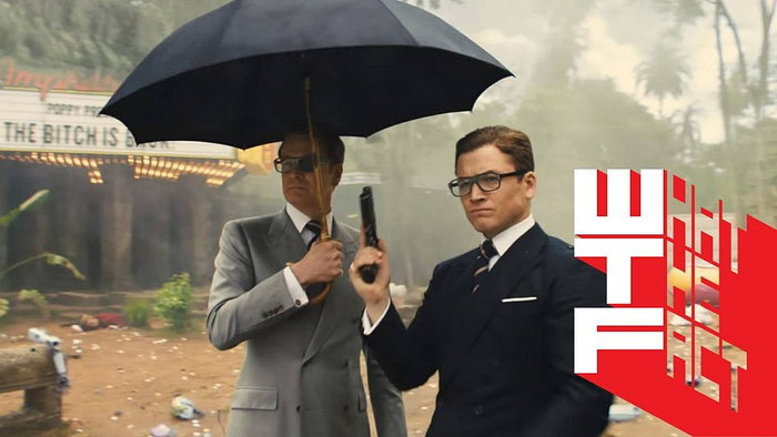 Box Office ต่างประเทศ (22-24 ก.ย.17) Kingsman 2 เปิดตัว 39 ล้านเหรียญ It จัดไปเกือบ 480 ล้านเหรียญ