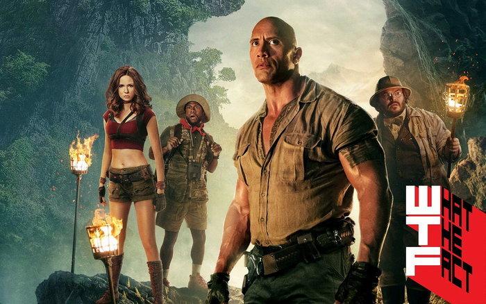 รีวิว Jumanji: Welcome To The Jungle ตัวเลือกที่แฮปปี้สุดสำหรับปลายปีนี้