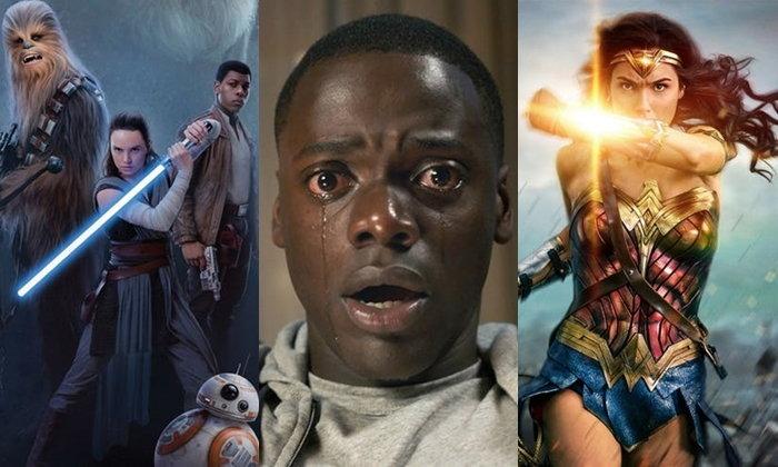 20 หนังยอดเยี่ยมประจำปี 2017 จากคะแนนของ Rotten Tomatoes