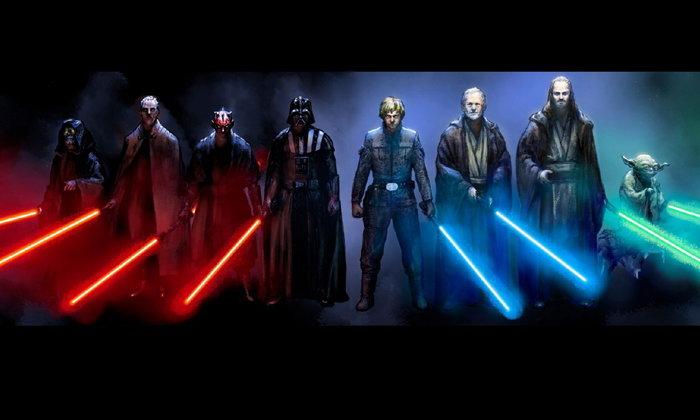Lightsaber อาวุธของเหล่าเจได มีสีอะไรกันบ้าง มาดูกัน! STARWARS