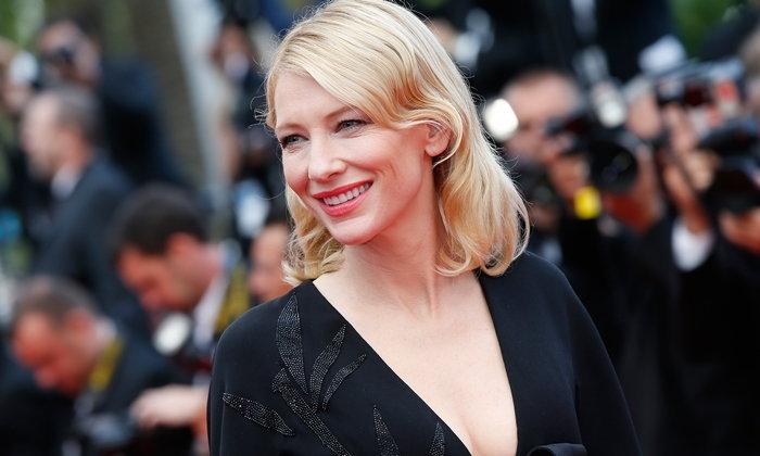 Cate Blanchett จ่อเป็นประธานตัดสินเทศกาลหนังคานส์ประจำปี 2018