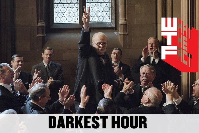 รีวิว Darkest Hour ชั่วโมงพลิกโลก