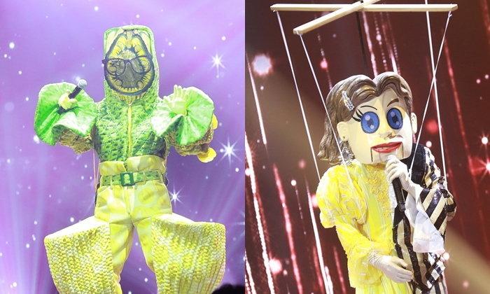 ถอด 2 หน้ากาก ขนุน-หุ่นกระบอก เซอร์ไพรส์เปิดฉาก The Mask Singer 4