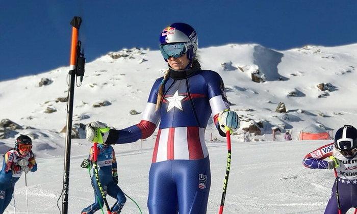 นักกีฬาโอลิมปิกสหรัฐฯ ใส่ชุดที่ได้แรงบันดาลใจมาจากซูเปอร์ฮีโร่ Marvel