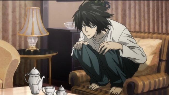 """กินตาม """"แอล"""" Death Note หวานเพื่อสมอง?"""