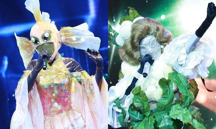 ถอดหน้ากาก ปลาทอง-ดอกกะหล่ำ ตัวแม่ก็มา... The Mask Singer 4