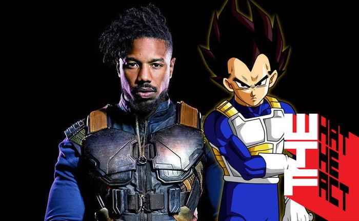 บังเอิญหรือตั้งใจ ชุดเกราะตัวร้ายใน Black Panther เหมือนชุดเกราะของ เบจิต้า ใน Dragon Ball Z