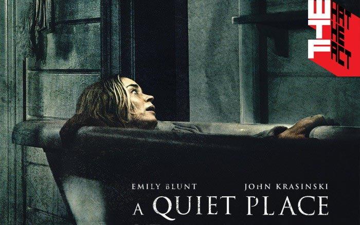 A Quiet Place ไม่เจอหนังลุ้นยาวๆ แบบนี้มานานแล้ว
