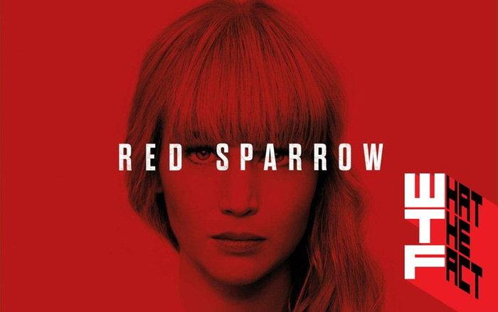 รีวิว Red Sparrow มากคนมากแผนการพาลสับสน