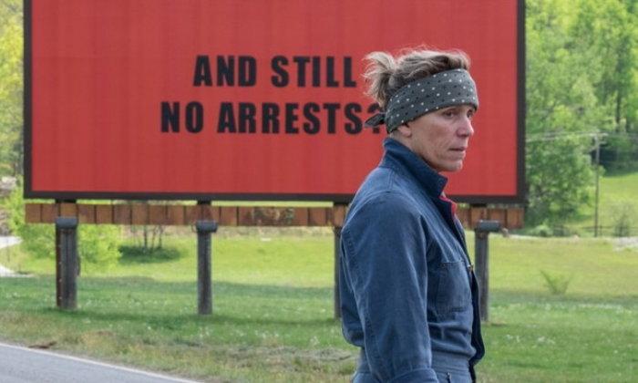 รีวิว THREE BILLBOARDS OUTSIDE EBBING, MISSOURI ยัยป้าตัวร้ายกับผู้รักษากฎหมายเฮงซวย