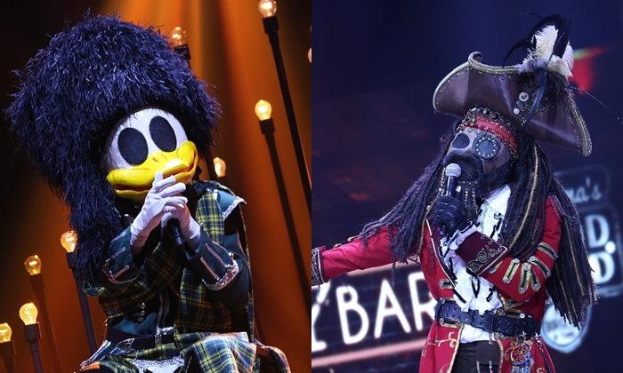 """หน้ากากเป็ดน้อย คว้าแชมป์กรุ๊ป A เผยโฉม หน้ากากโจรสลัด """"The Mask Singer 4"""""""
