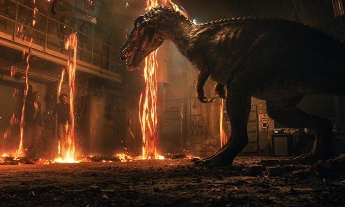รีวิว Jurassic World 2 อาณาจักรล่มสลาย เพราะไดโนเสาร์เฉิดฉายกว่าคน