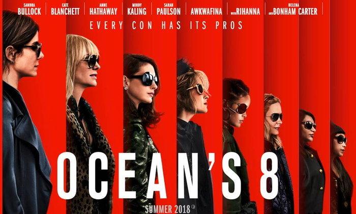หยุดค่ะ! เหล่าแม่ๆ จะขอปล้น รวมพลดาราหญิงแซ่บใน Ocean's 8