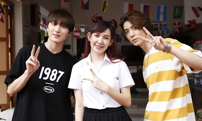 """ไอดอลเกาหลี """"ฮวียอง-ชานิ"""" SF9 ร่วมแจมซิตคอมไทย """"สภากาแฟ 4.0"""""""