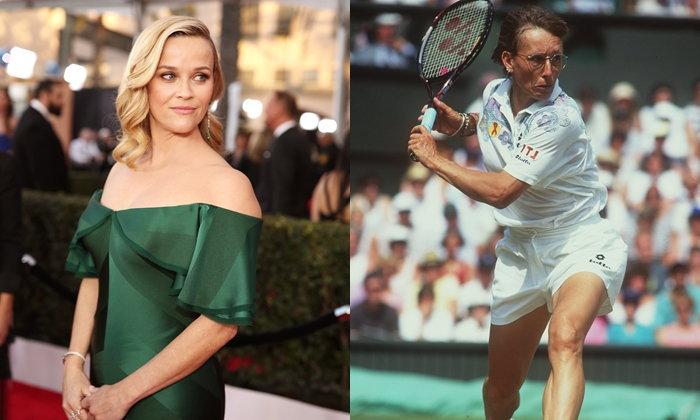 Reese Witherspoon เตรียมอำนวยการสร้างสารคดีสุดยอดนักเทนนิสหญิงในตำนาน