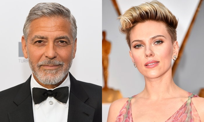 """George Clooney"" และ ""Scarlett Johansson"" ครองบัลลังก์นักแสดงรายได้สูงสุดแห่งปี 2018"