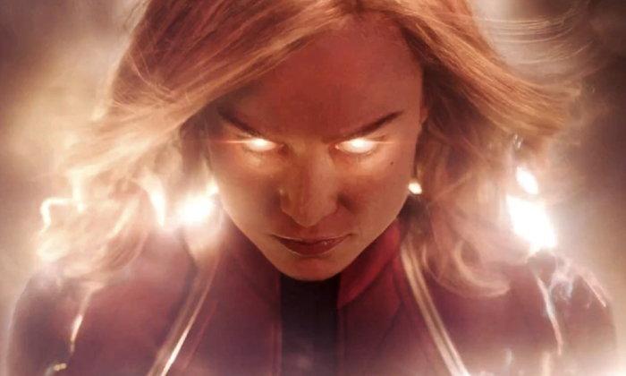 """ซูเปอร์ฮีโร่หญิงที่เรารอคอย! ตัวอย่างแรกกระตุ้นต่อมความมันจาก """"Captain Marvel"""""""