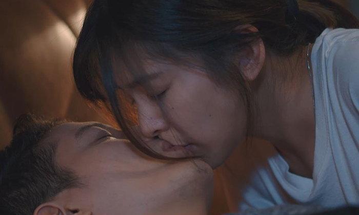 """จูบนี้ไม่คาดฝัน! หนูนา รู้ทันที เป้ อารักษ์ จะทำให้เธอไปเกิดใหม่ใน """"OMG ผีป่วนชวนมารัก"""""""