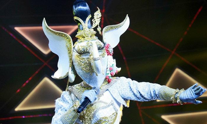 The Mask line Thai หน้ากากช้างเผือก แค่พูดก็รู้แล้วว่าใคร!