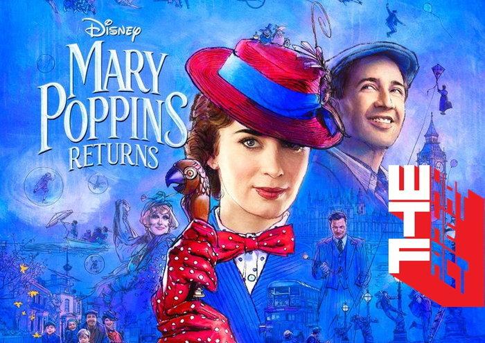 รีวิว Mary Poppins Returns-ทั้งร้อง ทั้งเต้น ใครไม่รักเอมิลี บลันต์ ก็บ้าแล้ว!