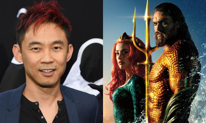 """""""อย่าบุลลี่กันเองเลย!"""" คำร้องขอจาก """"James Wan"""" ผู้กำกับ """"Aquaman"""" ถึงแฟนหนังของเขา"""