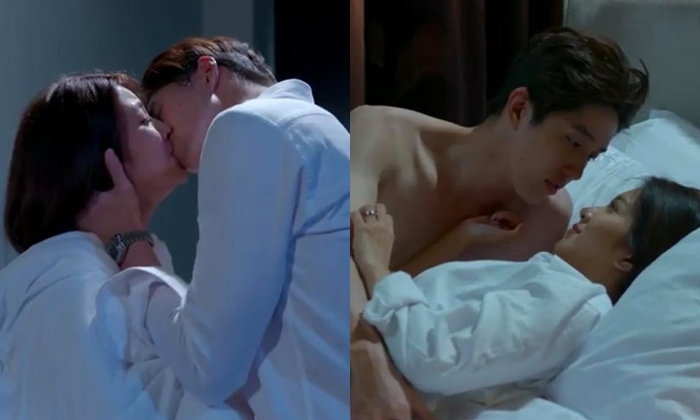"""จูบแล้วจูบอีก! เลิฟซีน """"หัวใจศิลา"""" ดุแล้วไหวหรือเปล่า?"""