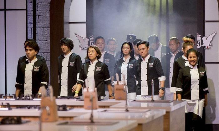 เปิดฉาก The Next Iron Chef ศึกค้นหาเชฟกระทะเหล็ก การประลองของเชฟมืออาชีพ