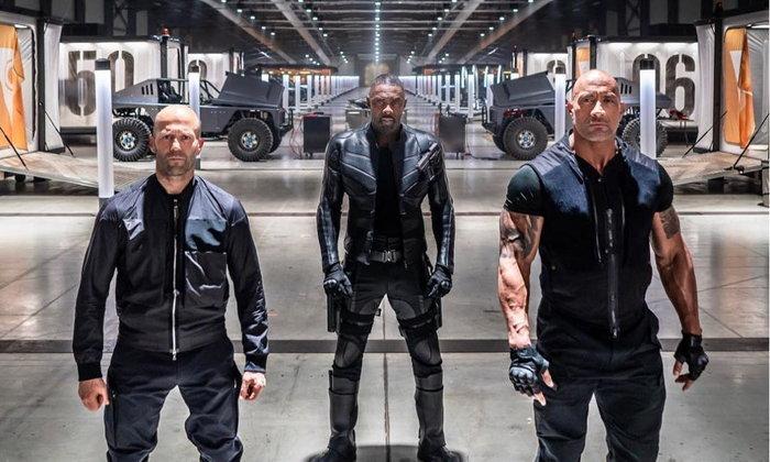 รีวิว Fast & Furious: HOBBS & SHAW เมื่อตัวละครสืบเชื้อสายมาจากยอดมนุษย์