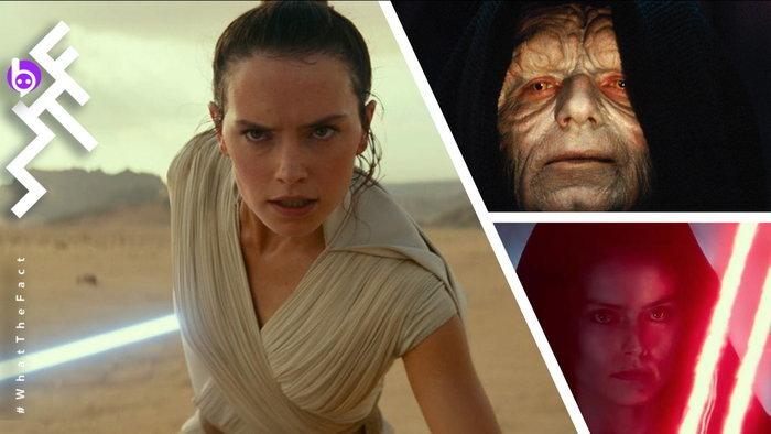 แฟน Star Wars คาดการณ์ ทั้งดาร์กเรย์และเรย์อาจเป็นร่างโคลนของพัลพาทีน