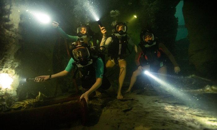 รีวิว 47 Meters Down: Uncaged สี่ดรุณีหนีตายจากฉลาม