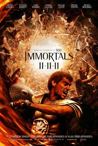 Immortals เทพเจ้าธนูอมตะ