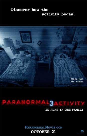 หนังผี Paranormal Activity 3