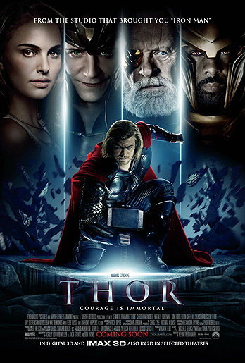 Thor เทพเจ้าสายฟ้า