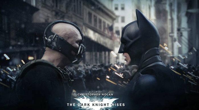 The Dark Knight Rises ส่งตัวอย่างใหม่ ผงาด