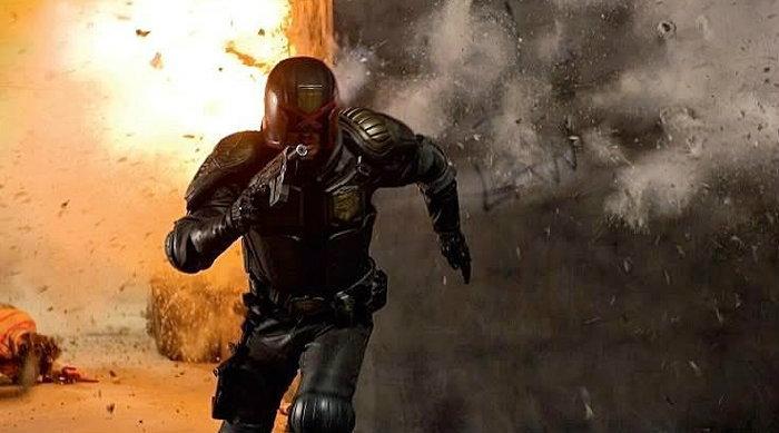 Dredd หนัง จัดจ์ เดรดด์ ฉบับรีเมค เผยภาพชุดใหม่