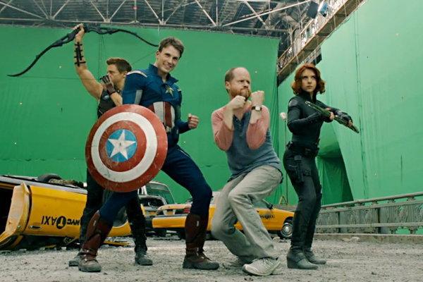 ดูคลิปหลุดฮาเฮจากหนัง The Avengers