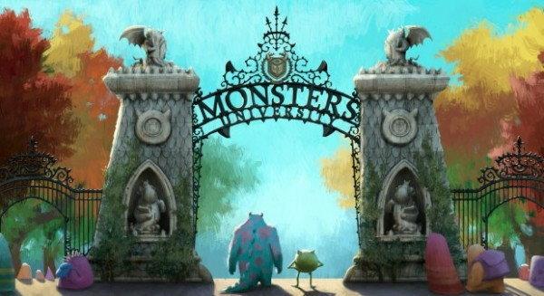 Monsters University เปิดเทอมแล้ว!!