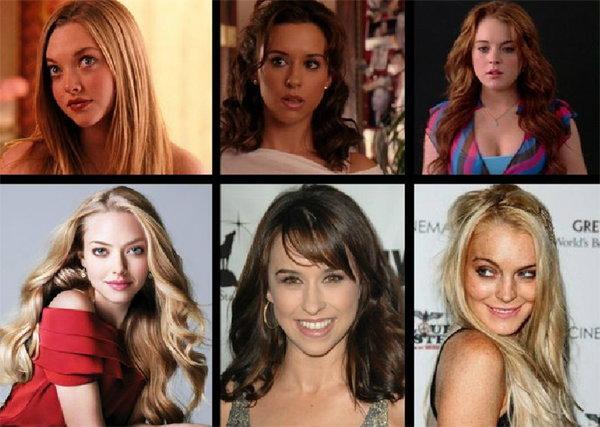 อุทาหรณ์ ความเปลี่ยนแปลงของสาวๆ Mean Girls