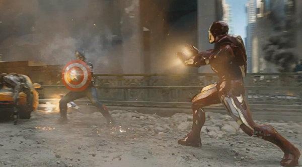 The Avengers เผยเบื้องหลัง ฉากต่อสู้กลางนิวยอร์ก