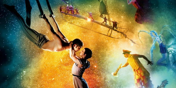วิจารณ์หนัง Cirque du Soleil: Worlds Away