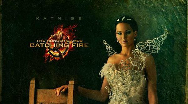 แฟชั่นเก๋ๆ จากใบปิดหนัง The Hunger Games 2