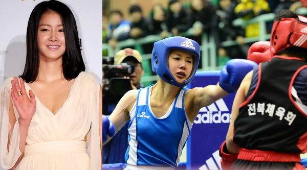 """เส้นทางสุดขั้ว """"ลี ซียอง"""" ดาราสาวสู่นักมวยทีมชาติ!!"""