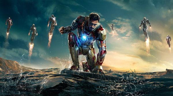 โทนี่ สตาร์ก โดนรุมยิง ในคลิปใหม่ Iron Man 3