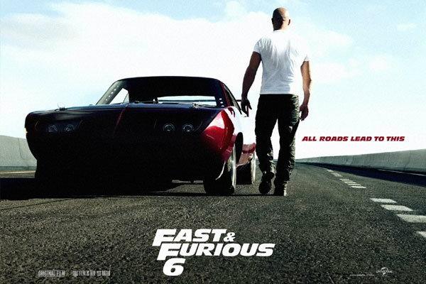 วิจารณ์หนัง Fast and Furious 6