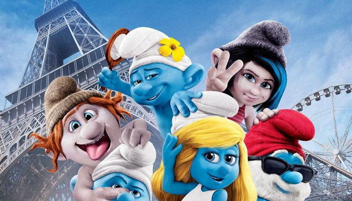 มาแล้ว! โปสเตอร์แบบต่างๆ ของ The Smurfs 2 น่าร้ากก!