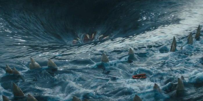 ตัวอย่างที่ 2 ของ Percy Jackson: Sea of Monsters อสุรกายเพียบ!
