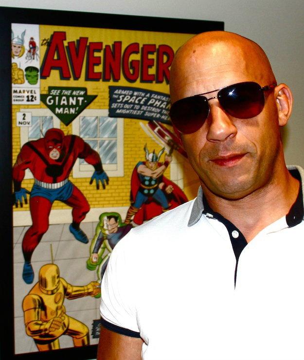 วิน ดีเซล คุยกับ Marvel เขาจะแสดงเป็นฮีโร่ตัวใด?