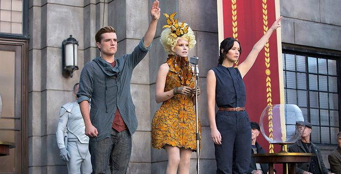 ตัวอย่างเต็มของ The Hunger Games: Catching Fire