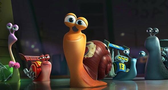 วิจารณ์หนัง Turbo