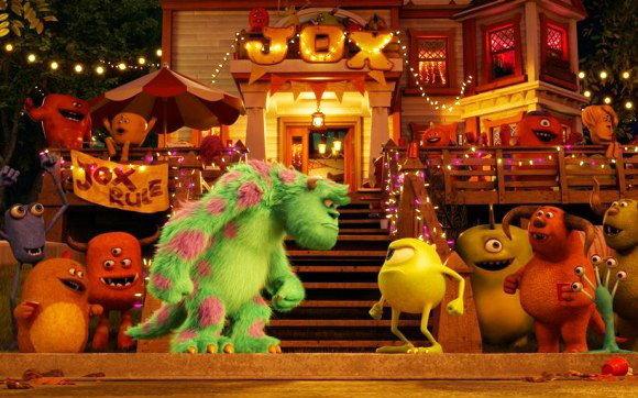 วิจารณ์หนัง Monsters University